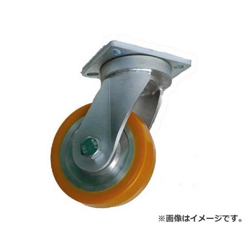 ヨドノ 超重量用高硬度ウレタン自在車 1500kg用 HDUJ150 [r20][s9-930]
