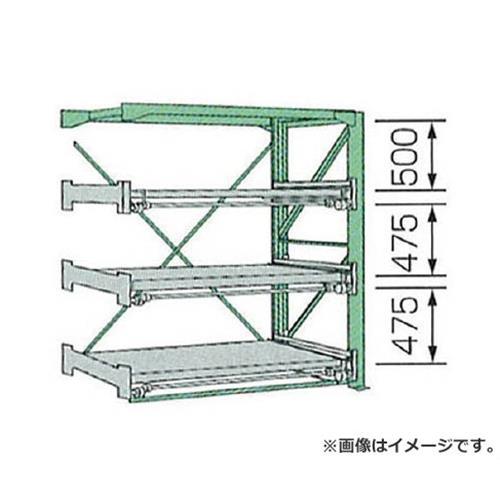 KDS スライドラックSSR10-2012-3FR SSR1020123FR [r20][s9-910]