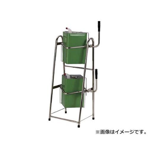 MECHANICS ステンレス一斗缶スタンド 二段式 KK18WS [r20][s9-920]