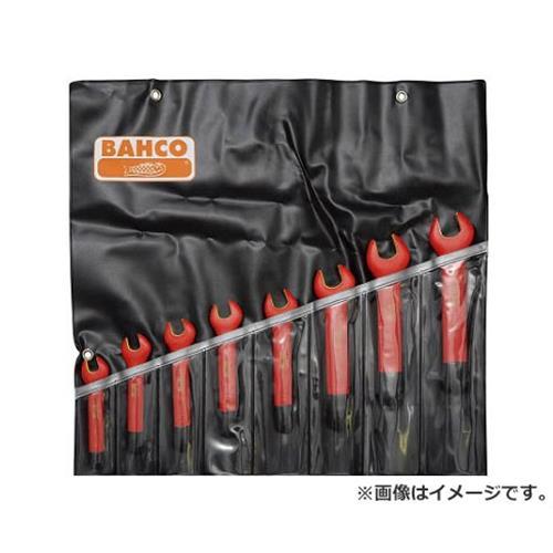 バーコ(Bahco) 1000V絶縁片口スパナセット 6MV8T [r20][s9-910]