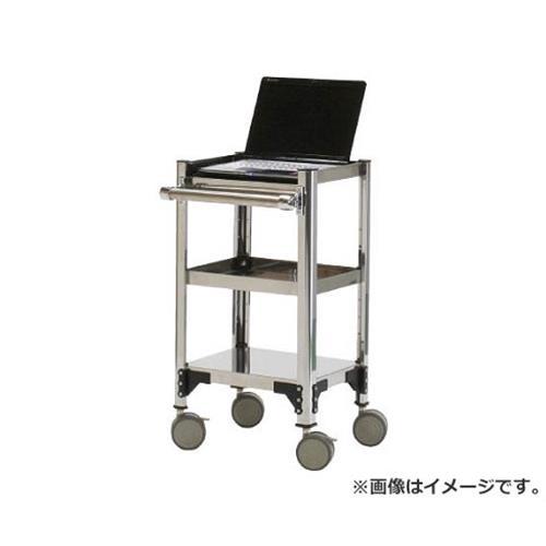 トクヤマ ステンレス製パソコンカート FPC1 [r22]