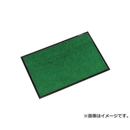 コンドル (屋内用マット)ロンステップマット #15 R8 緑 F115 (GN) [r20][s9-910]