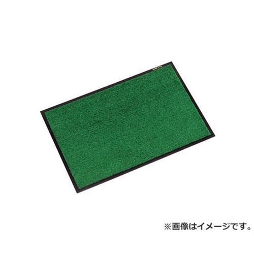 コンドル (屋内用マット)ロンステップマット #40 R8 緑 F140 (GN) [r20][s9-920]
