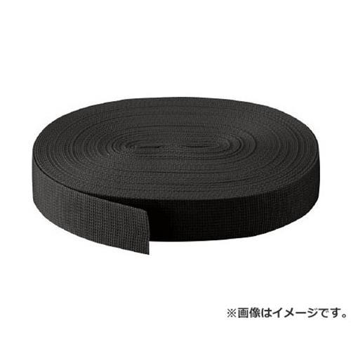 TRUSCO PPベルト幅50mmX長さ50m 黒 PPB5050 (BK) [r20][s9-910]