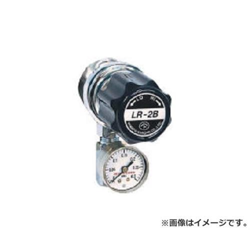 分析機用ライン圧力調整器 LR-2B L9タイプ LR2BRL9TRC [r20][s9-910]