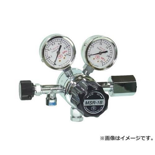 分析機用二段圧力調整器 MSR-1B MSR1B11TRC [r20][s9-910]