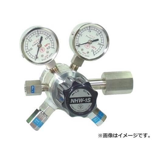 分析機用フィン付二段微圧調整器 NHW-1SL NHW1SLTRC [r20][s9-910]