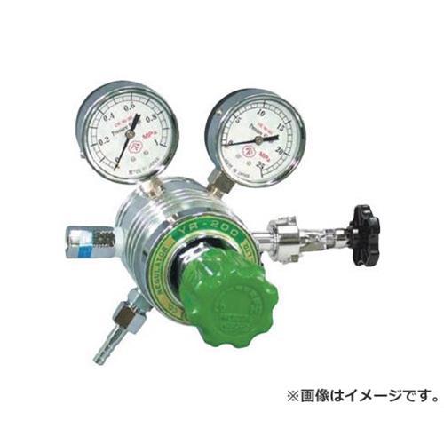 フィン付圧力調整器 YR-200ヨーク枠タイプ YR200AYO1 [r20][s9-910]