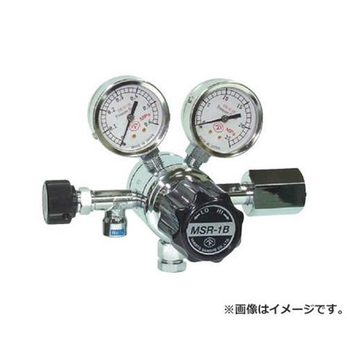 分析機用二段圧力調整器 MSR-1B MSR1B13TRC [r20][s9-910]