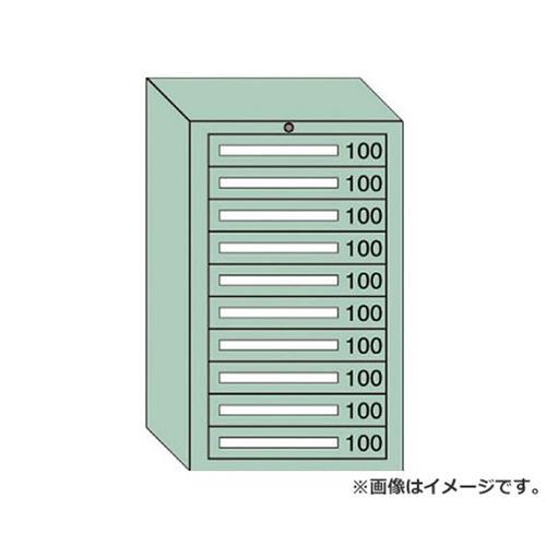 OS 軽量キャビネット5型 最大積載量500kg 引出し10段 51001 [r20][s9-910]