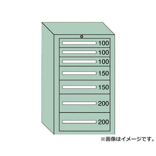 OS 軽量キャビネット5型 最大積載量500kg 引出し3×2×2段 51007 [r20][s9-910]