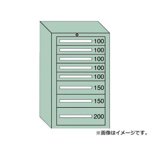 OS 軽量キャビネット5型 最大積載量500kg 引出し5×2×1段 51010 [r20][s9-910]