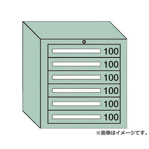 OS 軽量キャビネット5型 最大積載量300kg 引出し6段 5601 [r20][s9-910]