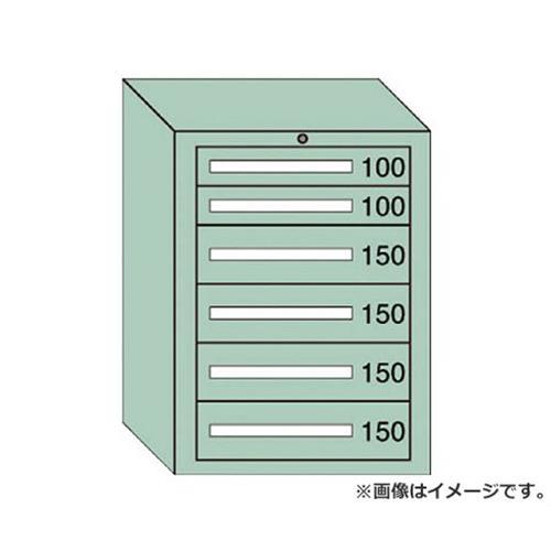 OS 軽量キャビネット5型 最大積載量400kg 引出し2×4段 5804 [r21][s9-930]