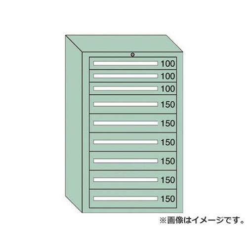 OS 重量キャビネットDX型 最大積載量1500kg 引出し3×6段 DX1207 [r20][s9-910]