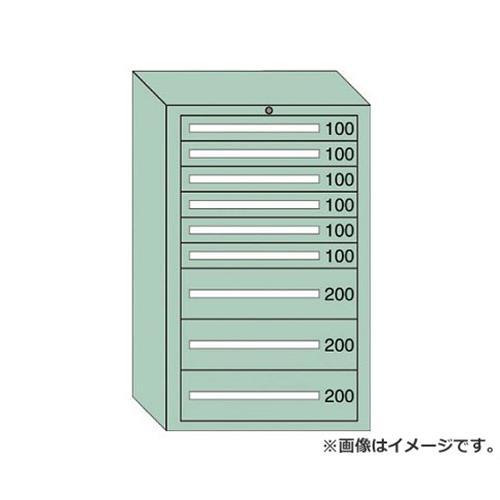 OS 重量キャビネットDX型 最大積載量1500kg 引出し6×3段 DX1213 [r21][s9-940]