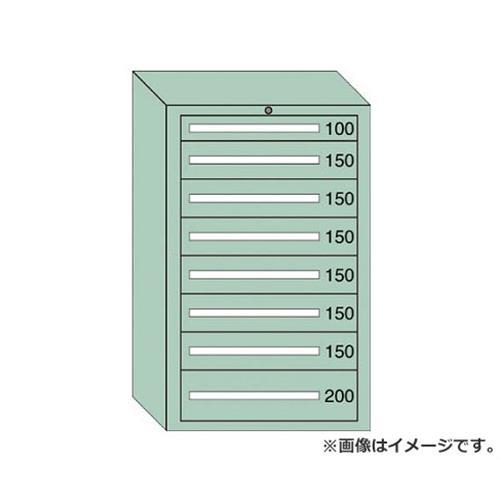 OS 重量キャビネットDX型 最大積載量1500kg 引出し1×6×1段 DX1219 [r20][s9-910]