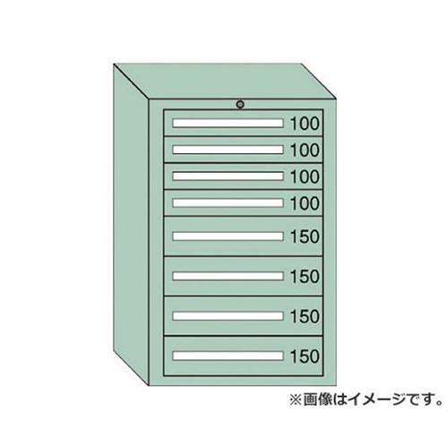 OS 中量キャビネット7型 最大積載量1000kg 引出し4×4段 71008 [r20][s9-910]