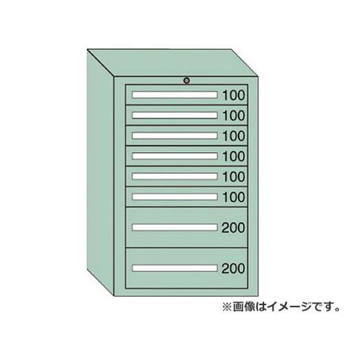 OS ミドルキャビネットMD型 最大積載量1000kg 引出し6×2段 MD1011 [r20][s9-910]
