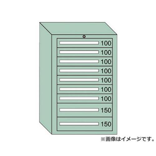 OS ミドルキャビネットMD型 最大積載量1000kg 引出し7×2段 MD1012 [r20][s9-910]