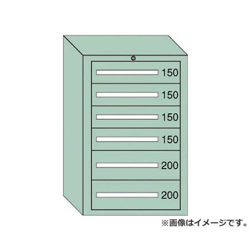 OS 中量キャビネット7型 最大積載量1000kg 引出し4×2段 71014 [r20][s9-910]