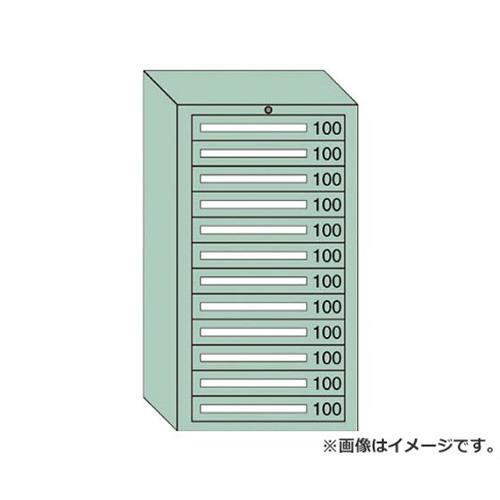 OS ミドルキャビネットMD型 最大積載量1200kg 引出し12段 MD1201 [r20][s9-910]