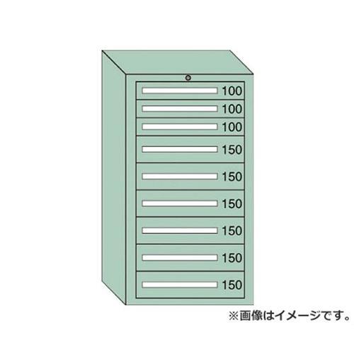 OS 中量キャビネット7型 最大積載量1200kg 引出し3×6段 71207 [r21][s9-940]