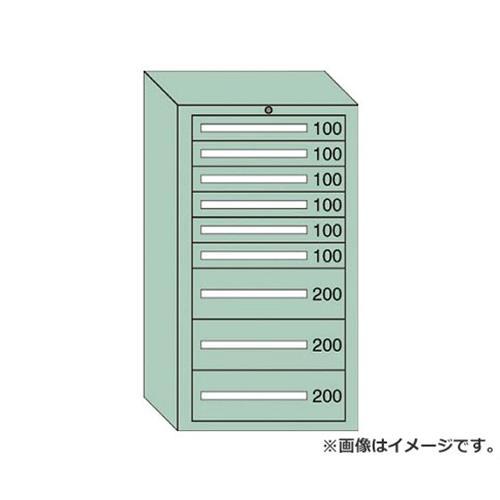 OS 中量キャビネット7型 最大積載量1200kg 引出し6×3段 71213 [r20][s9-910]
