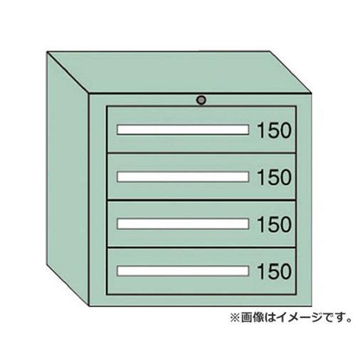 OS ミドルキャビネットMD型 最大積載量600kg 引出し4段 MD602 [r21][s9-834]