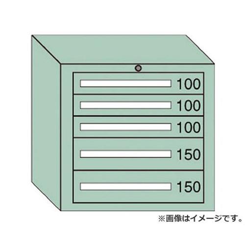 OS 中量キャビネット7型 最大積載量600kg 引出し3×2段 7606 [r20][s9-910]