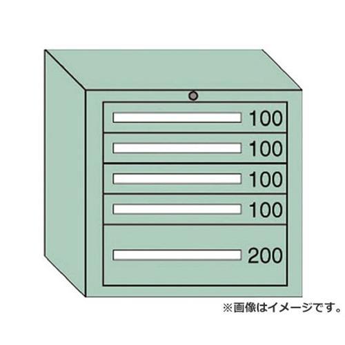 OS ミドルキャビネットMD型 最大積載量600kg 引出し4×1段 MD607 [r21][s9-834]