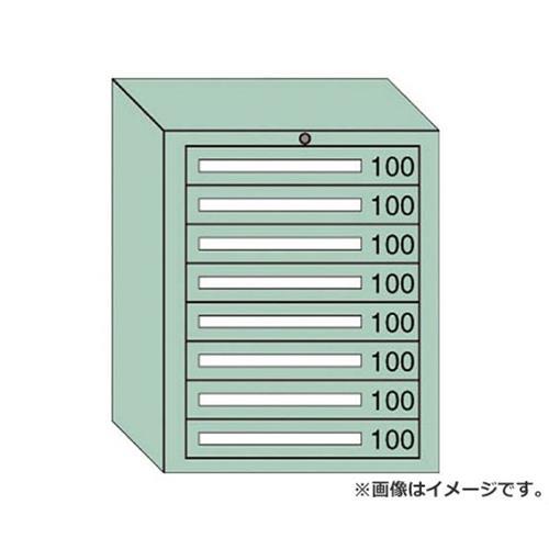 OS ミドルキャビネットMD型 最大積載量800kg 引出し8段 MD801 [r20][s9-910]