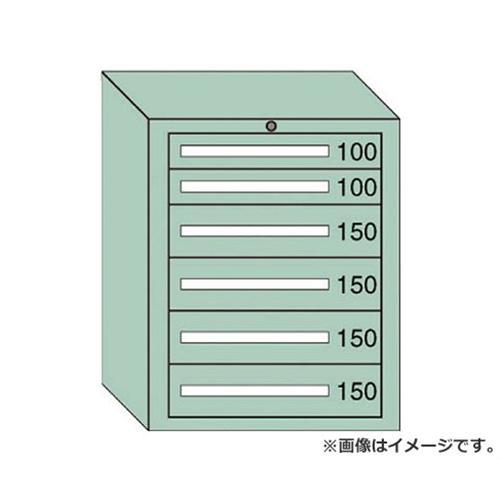 OS ミドルキャビネットMD型 最大積載量800kg 引出し2×4段 MD804 [r20][s9-910]
