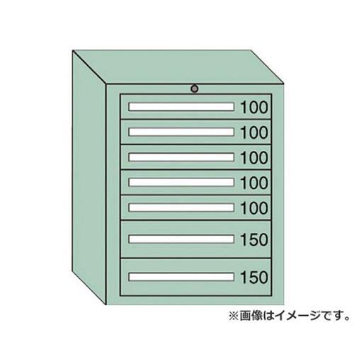 OS ミドルキャビネットMD型 最大積載量800kg 引出し5×2段 MD808 [r20][s9-910]