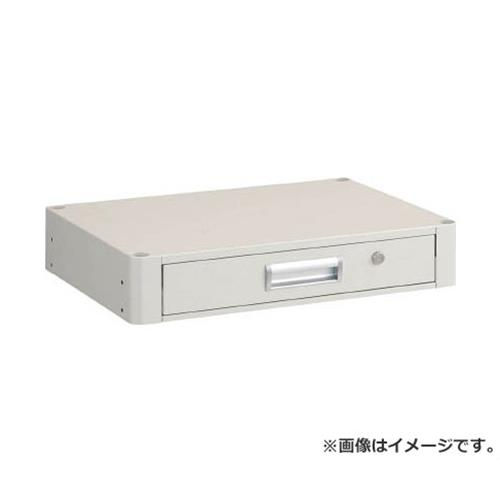 TRUSCO ファルコンワゴン 浅型1段引出 600X400 W色 FAW64ZW [r20][s9-910]