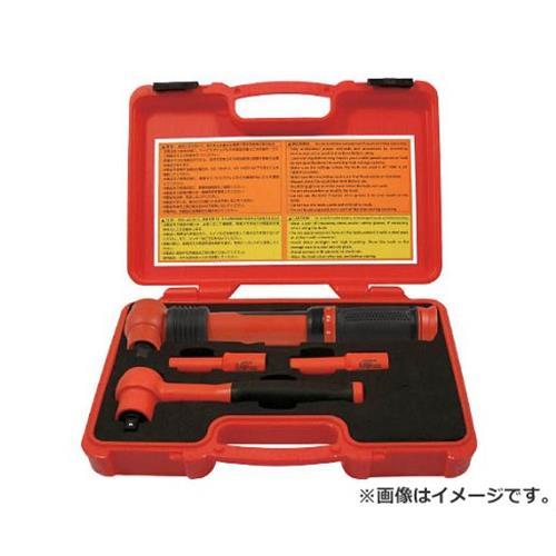 Tech-EV 絶縁工具セット ミニ 4点セット TEVSETMINI [r20][s9-930]