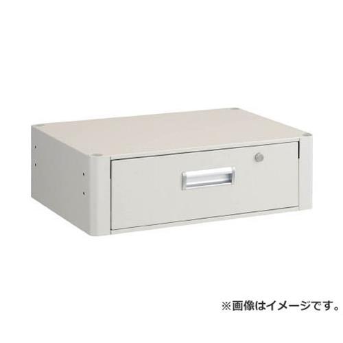 TRUSCO ファルコンワゴン 1段引出 600X400 YG色 FAW64VYG [r20][s9-910]