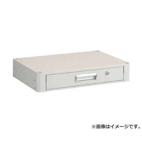 TRUSCO ファルコンワゴン 浅型1段引出 750X500 YG色 FAW75ZYG [r20][s9-910]