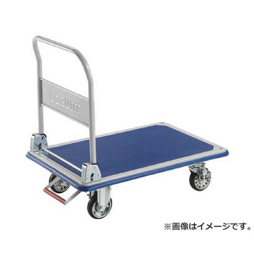 TRUSCO ドンキーカート 固定式915×615 ピン式4輪S付 302NJKB4 [r20][s9-920]