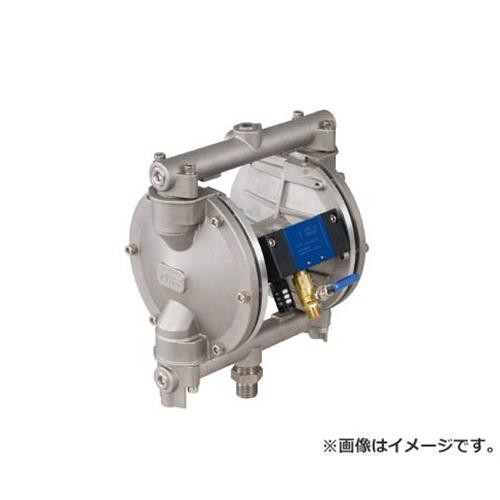 アネスト岩田 ダイヤフラムポンプ 中形 ポンプ単体(ステンレス仕様) DDP120BN [r20][s9-910]