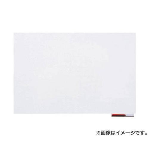 TRUSCO 吸着ホワイトボードシート 900×1200×1.0 TWKS90120 [r20][s9-910]