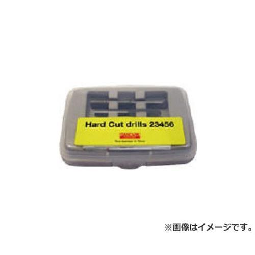 サンドビック ハードカットドリルセット 各1個入り HC23456 [r20][s9-910]
