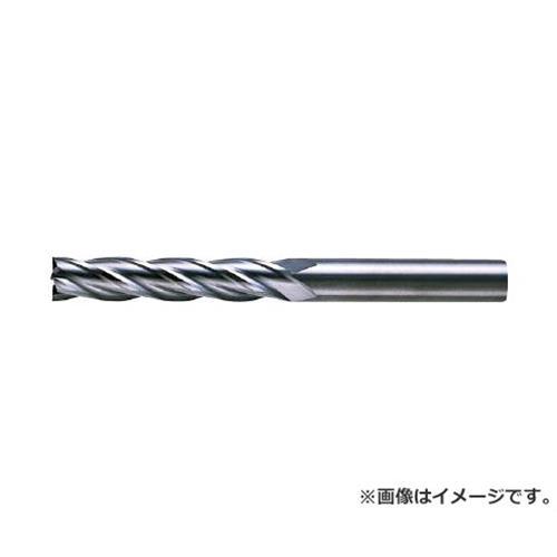 三菱 4枚刃超硬センタカットエンドミル(ロング刃長) ノンコート 20mm C4LCD2000 [r20][s9-940]