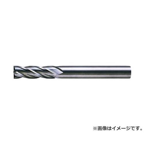 三菱 4枚刃超硬センタカットエンドミル(セミロング刃長) ノンコート 25mm C4JCD2500 [r20][s9-910]