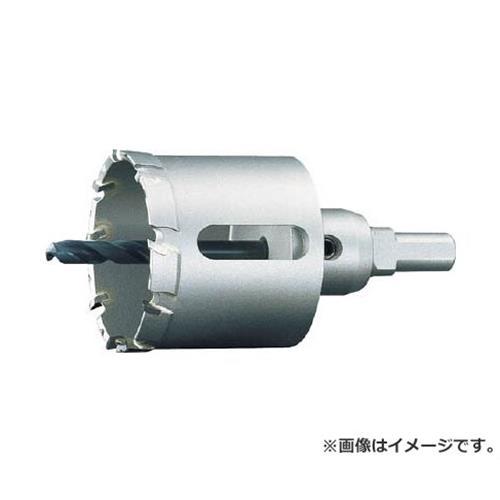 ユニカ 超硬ホールソー メタコアトリプル(ツバ無し)80mm MCTR80TN [r20][s9-910]