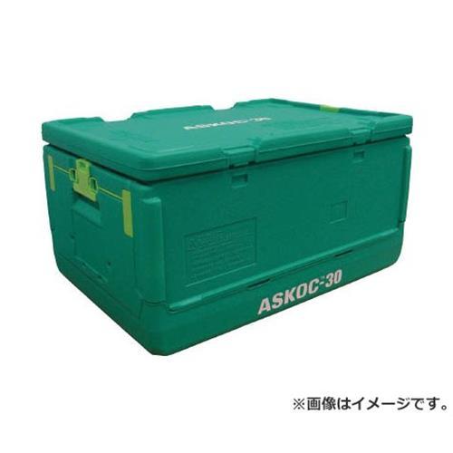 ヒシ ヒシ ASKOC-30本体・蓋セット GN 緑 ASKOC30SET (GN) [r20][s9-910]