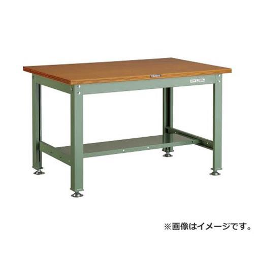 TRUSCO HW型作業台 900X750XH740 HW0975 (GN) [r20][s9-920]