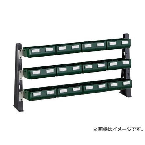 TRUSCO UPR型ライトビンラック卓上用 K-20GX12個 UPRML1803GL [r20][s9-831]