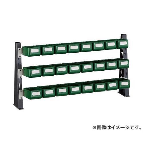 超可爱 TRUSCO UPR型ライトビンラック卓上用 K-10HX24個 UPRML1803K [r20][s9-910], ラッキークラフト cee580f1