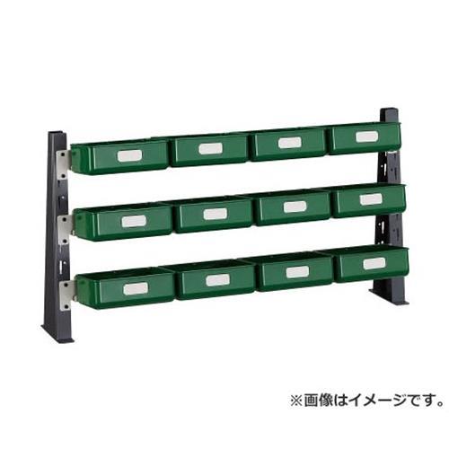 TRUSCO UPR型ライトビンラック卓上用 K-20HX12個 UPRML1803KL [r20][s9-831]